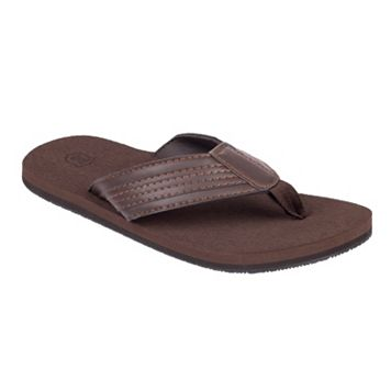 Men's Wembley Stitched Flip-Flops