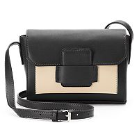 Mondani Allie Flap Crossbody Bag
