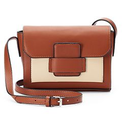 Mondani Allie Flap Crossbody Bag