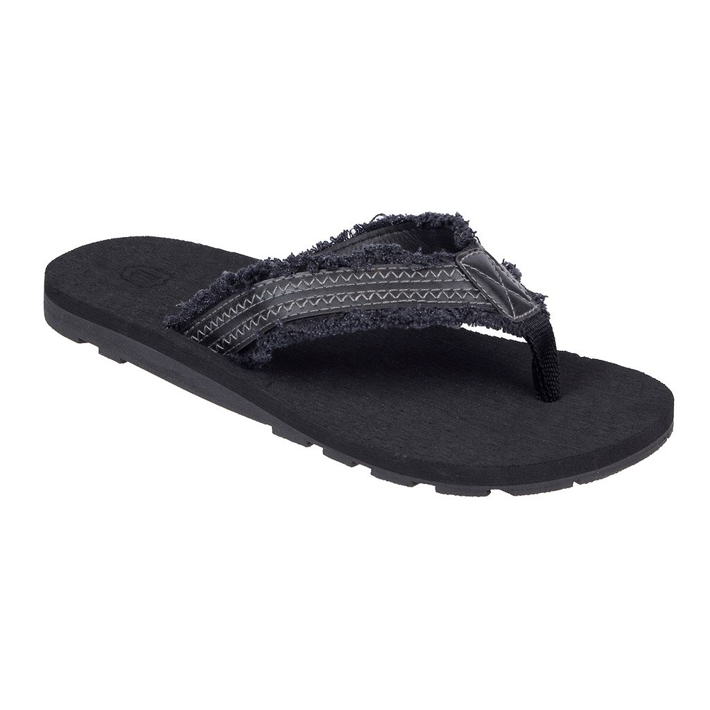 Men's Wembley Frayed Flip-Flops