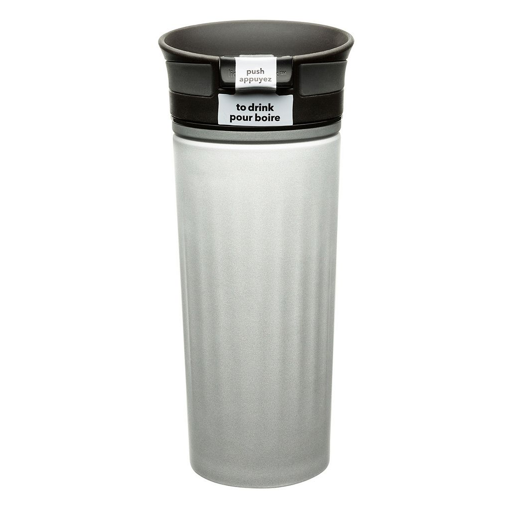 Planet Zak 16-oz. Lunar Fluted Tumbler with Slide Lid