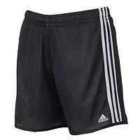 Women's adidas climalite On Court Mesh Basketball Shorts