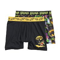 Boys 6-10 Lego Batman 2-Pack Boxer Briefs