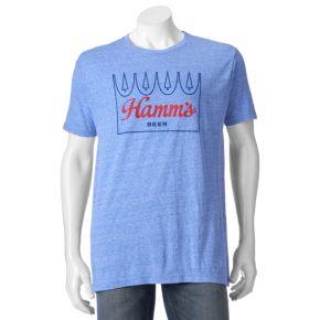 Men's Hamm's Logo Tee