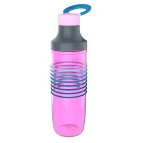 Planet Zak 24-oz. HydrTrak Clear Tritan Chug Bottle