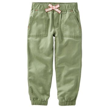 Toddler Girl OshKosh B'gosh® Twill Pants