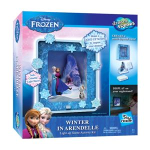 Disney's Frozen Winter in Arendelle Dream Scenes by Uncle Milton