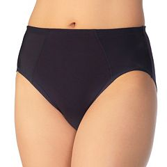 Vanity Fair Cooling Touch Cotton Hi-Cut Brief 13321