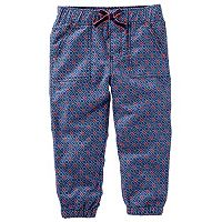 Toddler Girl OshKosh B'gosh® Geometric Pants