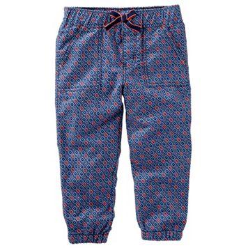 Toddler Girl OshKosh B'gosh® Geometric Pants