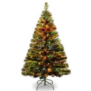 National Tree Company 4-ft. Fiber Optic Artificial Christmas Tree Floor Decor