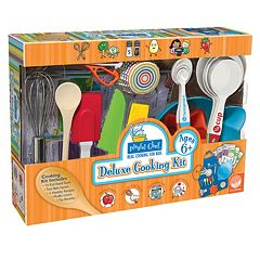 MindWare Playful Chef Deluxe Cooking Kit by