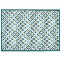 Nourison Home & Garden Wave Indoor Outdoor Rug - 6'6'' x 9'9''