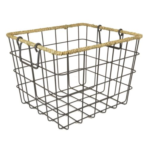 Wire Storage Crates | Small Wire Storage Bin