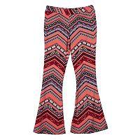 Girls 7-16 IZ Amy Byer Printed Knit Flare Pants