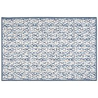 Nourison Home & Garden Damask Indoor Outdoor Rug - 6'6'' x 9'9''