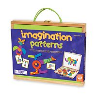 MindWare Imagination Patterns Magnetic Set