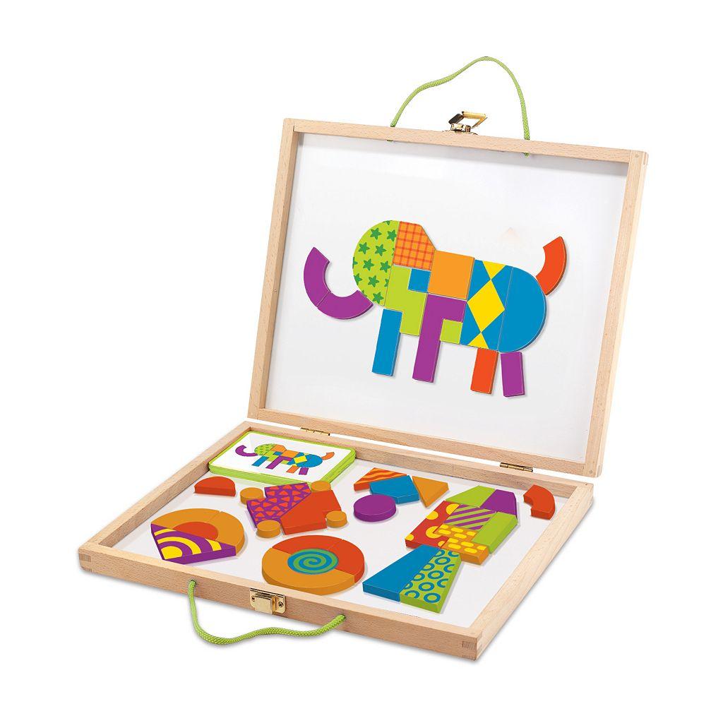 MindWare Imagination Patterns Magnetic Set