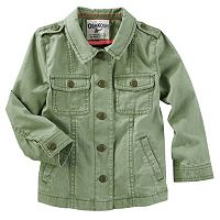 Toddler Girl OshKosh B'gosh® Utility Jacket