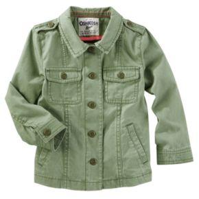 Toddler Girl OshKosh B'gosh® Utility Jacket