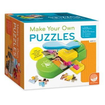 MindWare Make Your Own Puzzles Kit