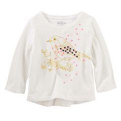 Toddler Girl OshKosh B'gosh 'Tweet Tweet' Bird Graphic Tee