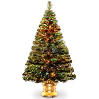 National Tree Company 48-in. Fiber Optic Radiance Fireworks Artificial Christmas Tree