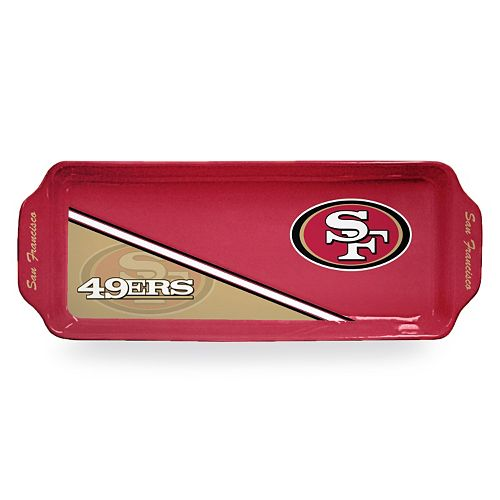 Boelter Brands San Francisco 49ers Appetizer Platter