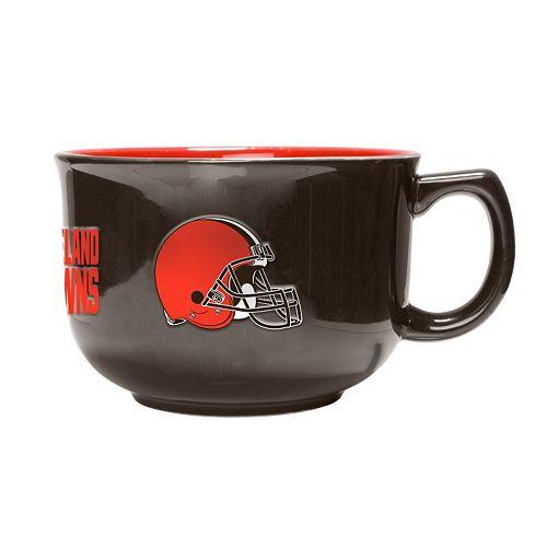 Boelter Brands Cleveland Browns Soup Mug
