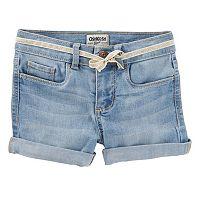 Toddler Girl OshKosh B'gosh® Roll-Cuff Denim Shorts