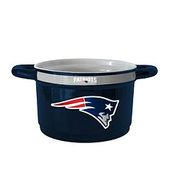 Boelter Brands New England Patriots Gametime Chili Bowl