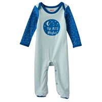 Baby Boy Skip Hop Embroidered Graphic Sleep & Play