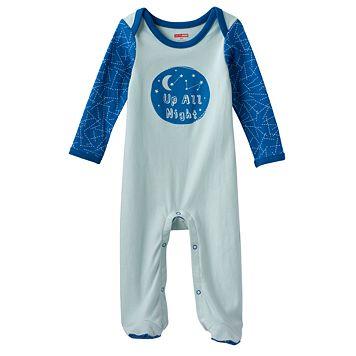 Baby Boy Skip Hop Embroidered Graphic Sleep & Play
