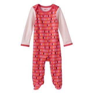 Baby Girl Skip Hop Confetti Sleep & Play