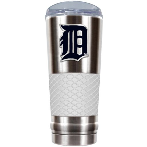 Detroit Tigers 24-Ounce Draft Stainless Steel Tumbler