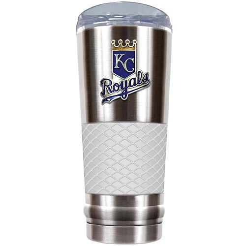 Kansas City Royals 24-Ounce Draft Stainless Steel Tumbler