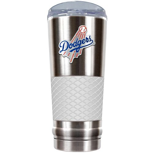 Los Angeles Dodgers 24-Ounce Draft Stainless Steel Tumbler