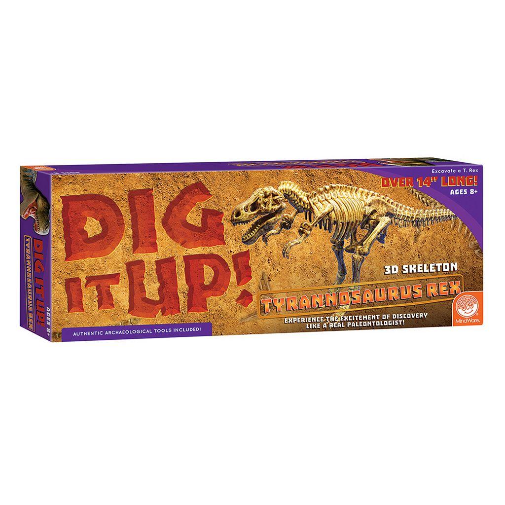 MindWare Dig It Up! 3D Skeleton Model: Tyrannosaurus Rex