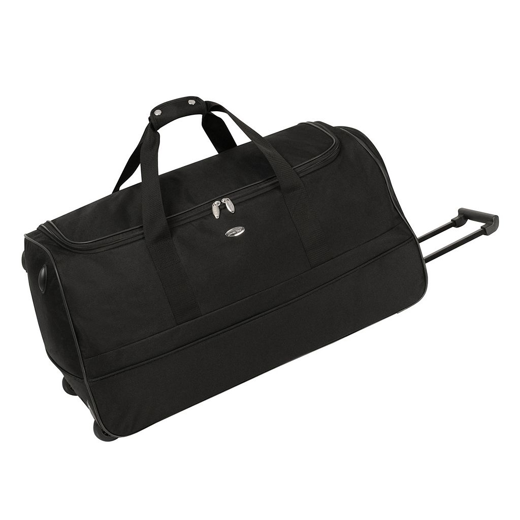 Travel Gear Spectrum Wheeled Duffel Bag
