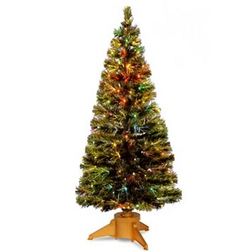 National Tree Company 72-in. Fiber Optic Radiance Fireworks Artificial Christmas Tree