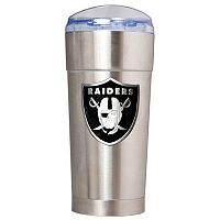 Oakland Raiders Eagle Tumbler