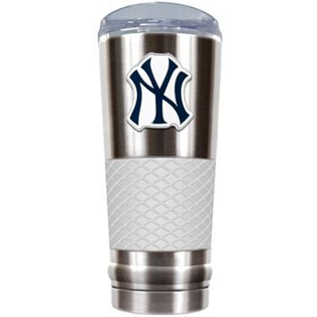 New York Yankees 24-Ounce Draft Stainless Steel Tumbler