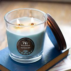 WoodWick Saltwater Mist Double-Wick 17.2-oz. Jar Candle