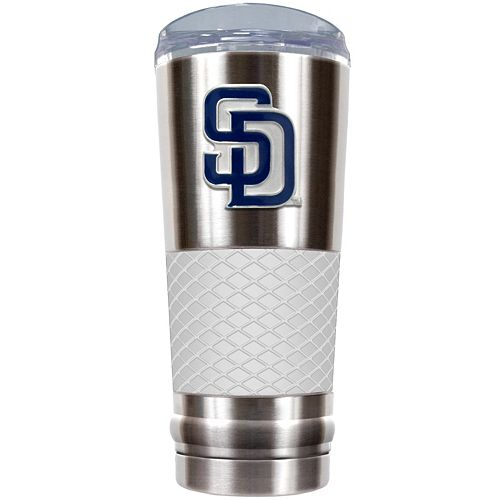 San Diego Padres 24-Ounce Draft Stainless Steel Tumbler