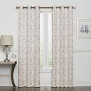 SONOMA Goods for Life™ 2-pack Leaf Embroidery Window Curtains