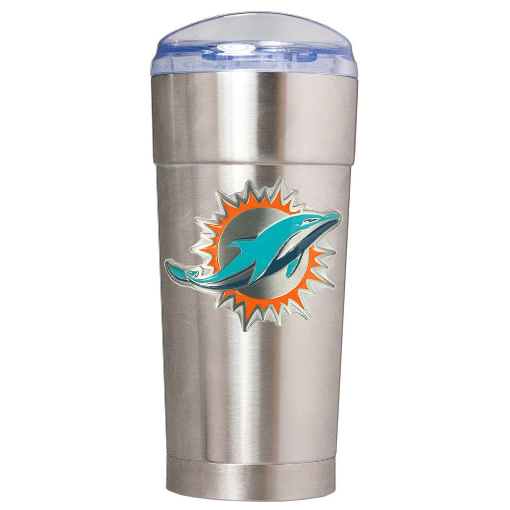 Miami Dolphins Eagle Tumbler