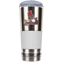 St. Louis Cardinals 24-Ounce Draft Stainless Steel Tumbler