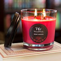 WoodWick Berry Passion Double-Wick 17.2-oz. Jar Candle