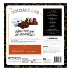 Science Academy Volcano Lab by MindWare