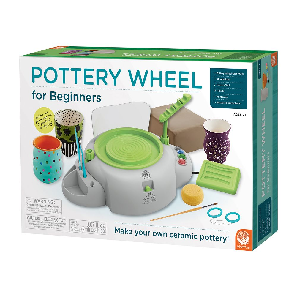 Pottery Wheel for Beginners by MindWare